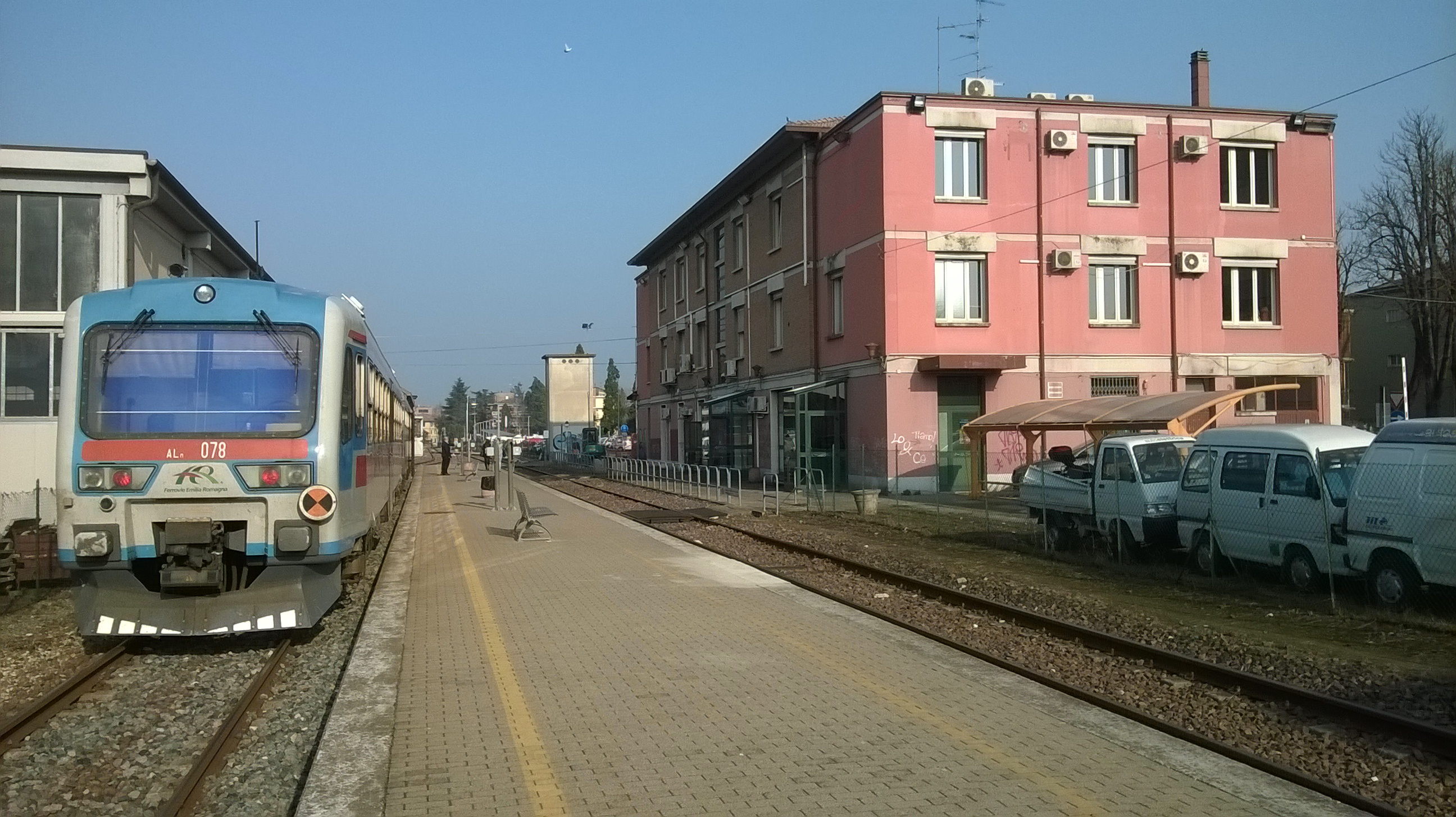 Reggio emilia ciano d enza fer ferrovie emilia romagna for Bagnoli s r l reggio emilia re