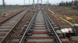 Foto linea ferroviaria 573